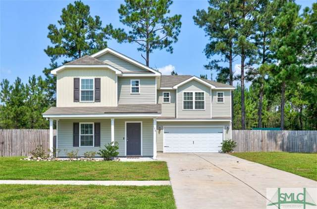 198 Blackwater Way, Springfield, GA 31329 (MLS #212495) :: The Randy Bocook Real Estate Team