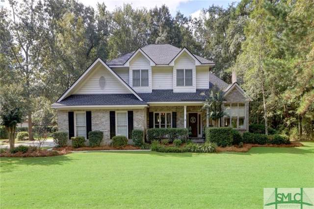 25 Wedgefield Crossing, Savannah, GA 31405 (MLS #212496) :: McIntosh Realty Team