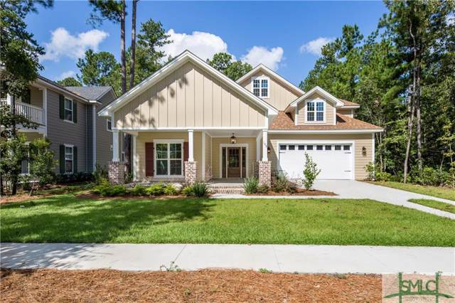 168 Ridgewood Park Drive S, Richmond Hill, GA 31324 (MLS #212523) :: RE/MAX All American Realty