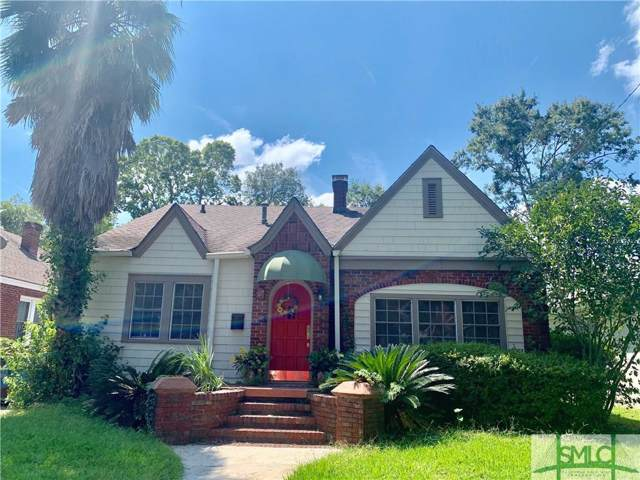 727 E 49th Street, Savannah, GA 31405 (MLS #212525) :: Teresa Cowart Team