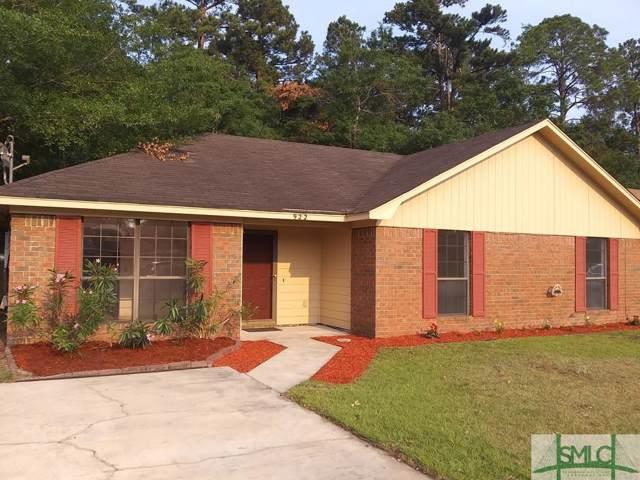 922 Wrenwood Lane, Hinesville, GA 31313 (MLS #212539) :: Keller Williams Coastal Area Partners