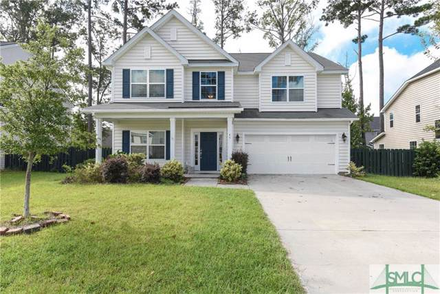 45 Glen Way, Richmond Hill, GA 31324 (MLS #212548) :: RE/MAX All American Realty