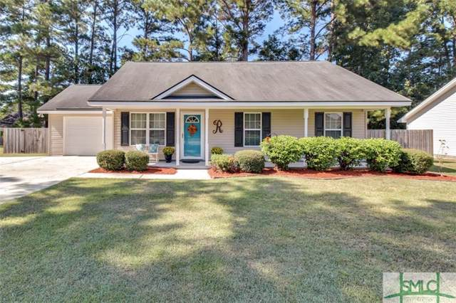 214 Bailee Avenue, Rincon, GA 31326 (MLS #212550) :: Keller Williams Coastal Area Partners