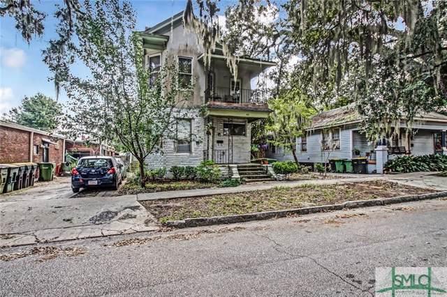 413 E 38th Street, Savannah, GA 31401 (MLS #212552) :: The Arlow Real Estate Group