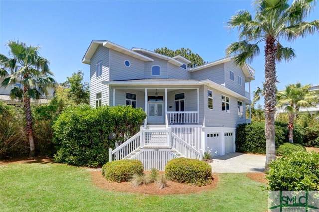 1105 Bay Street, Tybee Island, GA 31328 (MLS #212555) :: Keller Williams Realty-CAP