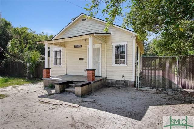 115 W 57 Street, Savannah, GA 31405 (MLS #212559) :: The Randy Bocook Real Estate Team