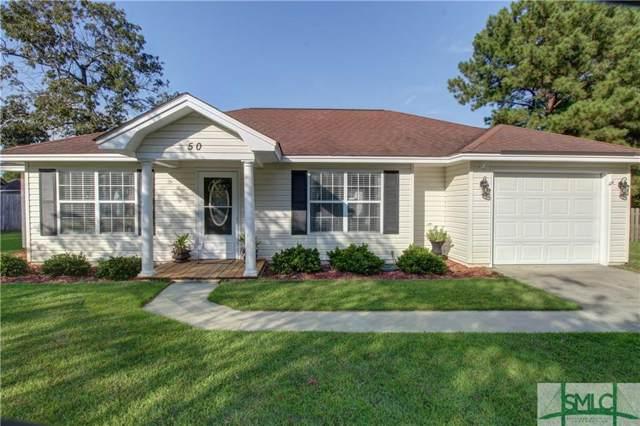 50 Hickory Road, Rincon, GA 31326 (MLS #212561) :: The Randy Bocook Real Estate Team