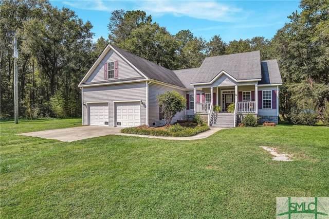 94 Ogeechee River Drive, Guyton, GA 31312 (MLS #212565) :: The Randy Bocook Real Estate Team