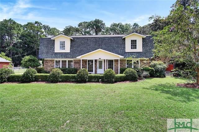 8836 Old Montgomery Road, Savannah, GA 31406 (MLS #212567) :: The Randy Bocook Real Estate Team