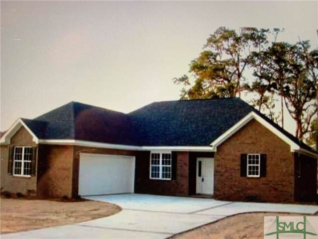 295 Lakeshore Drive, Midway, GA 31320 (MLS #212574) :: The Sheila Doney Team