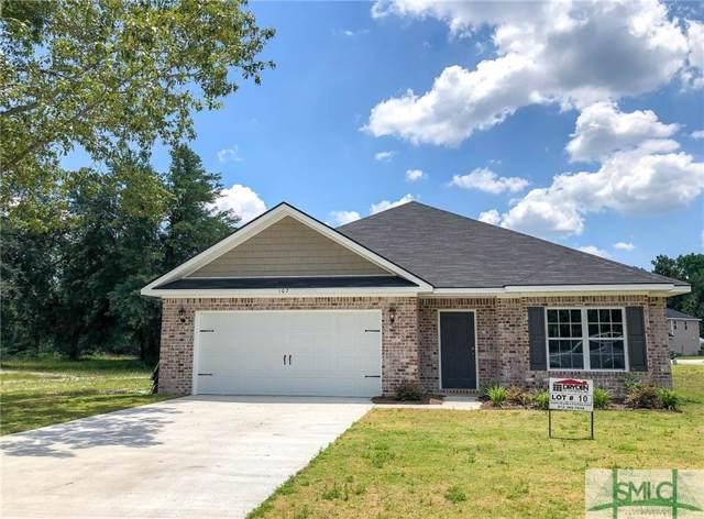 107 Maggie Lane, Hinesville, GA 31313 (MLS #212576) :: Teresa Cowart Team