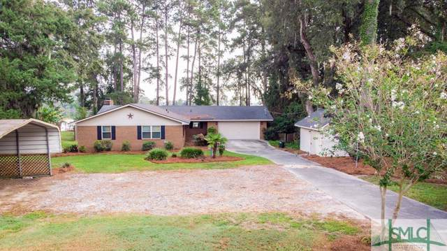 156 Jerico Drive, Midway, GA 31320 (MLS #212579) :: The Randy Bocook Real Estate Team