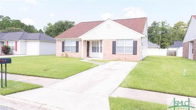 15 Soling Avenue, Savannah, GA 31419 (MLS #212581) :: Teresa Cowart Team