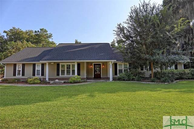 303 Megan Court, Savannah, GA 31405 (MLS #212591) :: Liza DiMarco