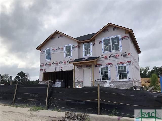 119 Brasher Drive, Hinesville, GA 31313 (MLS #212594) :: Teresa Cowart Team