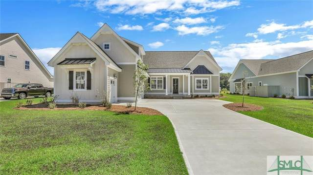 116 Bramswell Road, Pooler, GA 31322 (MLS #212599) :: Level Ten Real Estate Group