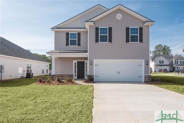 12 Julliard Court, Savannah, GA 31419 (MLS #212600) :: Teresa Cowart Team
