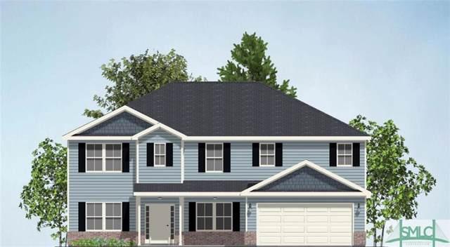 100 Taylor Drive, Guyton, GA 31312 (MLS #212606) :: Teresa Cowart Team