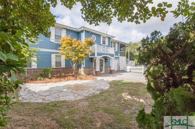1102 Lovell Avenue, Tybee Island, GA 31328 (MLS #212612) :: Keller Williams Realty-CAP