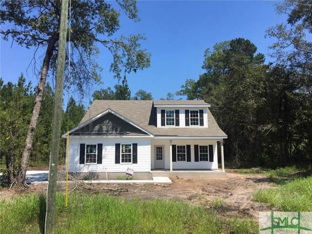 2565 Little Mccall Road, Rincon, GA 31326 (MLS #212616) :: The Randy Bocook Real Estate Team