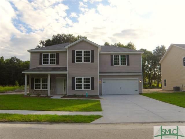 101 Windstream Street, Guyton, GA 31312 (MLS #212618) :: McIntosh Realty Team