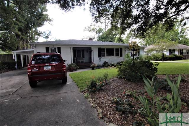 115 Andover Drive, Savannah, GA 31405 (MLS #212625) :: Coastal Savannah Homes