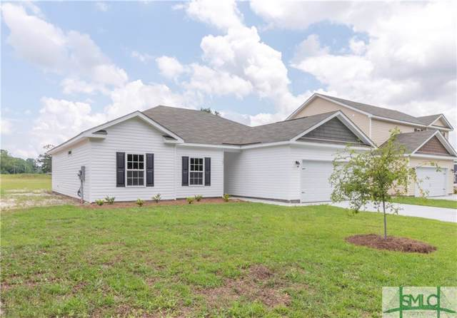 107 Windstream Street, Guyton, GA 31312 (MLS #212626) :: Keller Williams Coastal Area Partners