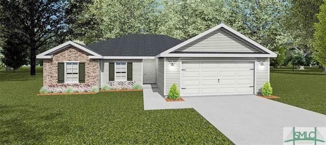 117 Windstream Street, Guyton, GA 31312 (MLS #212629) :: Keller Williams Coastal Area Partners