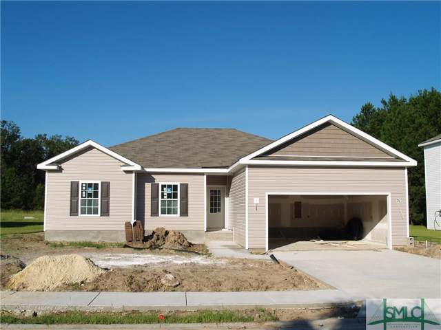 109 Cockle Shell Road, Savannah, GA 31419 (MLS #212633) :: Keller Williams Coastal Area Partners