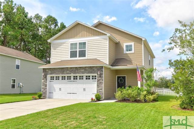 147 Hamilton Grove Drive Drive, Pooler, GA 31322 (MLS #212638) :: The Sheila Doney Team