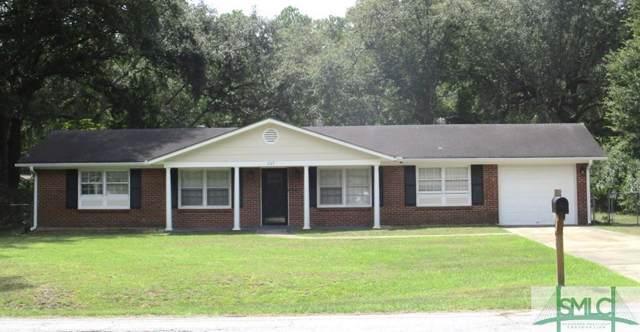 203 W General Stewart Way, Hinesville, GA 31313 (MLS #212639) :: The Sheila Doney Team