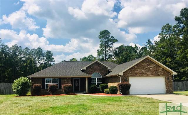 323 White Oak Road NE, Ludowici, GA 31316 (MLS #212645) :: The Arlow Real Estate Group