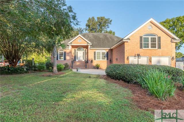 742 Sterling Road, Richmond Hill, GA 31324 (MLS #212663) :: Keller Williams Realty-CAP