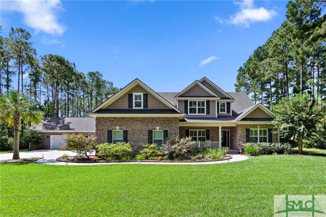 1405 Saint Catherine Circle, Richmond Hill, GA 31324 (MLS #212665) :: Keller Williams Coastal Area Partners