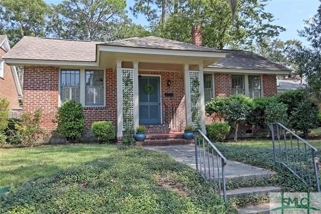 314 E 50th Street, Savannah, GA 31405 (MLS #212668) :: Keller Williams Coastal Area Partners
