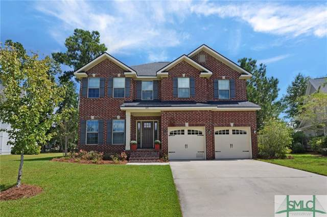 225 Fairview Drive, Richmond Hill, GA 31324 (MLS #212684) :: The Randy Bocook Real Estate Team