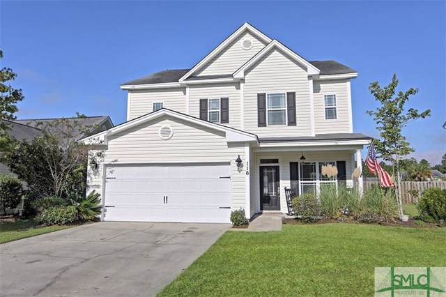 116 Somersby Boulevard, Pooler, GA 31322 (MLS #212689) :: The Sheila Doney Team
