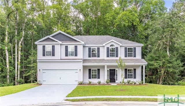 338 Coconut Drive, Bloomingdale, GA 31302 (MLS #212708) :: The Randy Bocook Real Estate Team