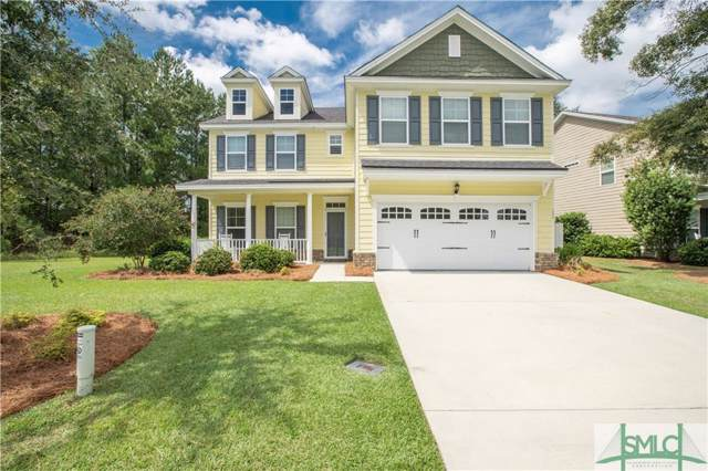 157 Moor Hen Landing, Savannah, GA 31419 (MLS #212718) :: Keller Williams Coastal Area Partners