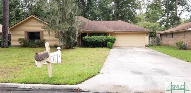12 Cutler Court, Savannah, GA 31419 (MLS #212740) :: The Sheila Doney Team