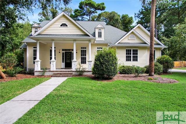 114 Marsh Side Drive, Savannah, GA 31410 (MLS #212748) :: Keller Williams Coastal Area Partners