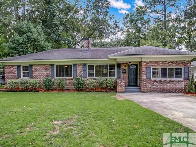 311 E 64th Street, Savannah, GA 31405 (MLS #212757) :: Keller Williams Coastal Area Partners