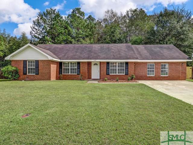 1324 Ryans Way, Pooler, GA 31322 (MLS #212762) :: Coastal Savannah Homes