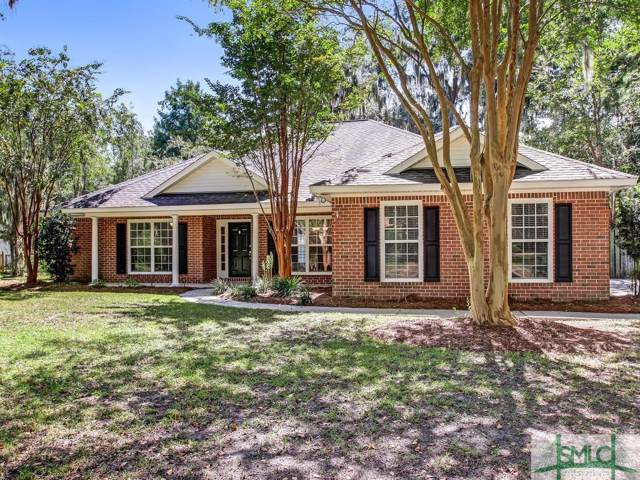 103 Rendant Avenue, Savannah, GA 31419 (MLS #212764) :: Heather Murphy Real Estate Group