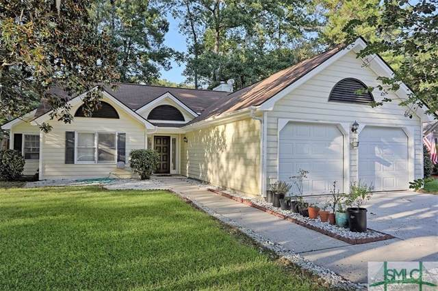 90 Red Fox Drive, Savannah, GA 31419 (MLS #212765) :: Bocook Realty