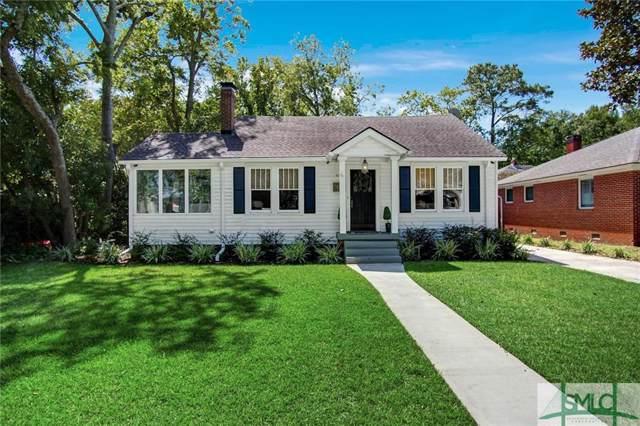 403 E 56th Street, Savannah, GA 31405 (MLS #212772) :: Keller Williams Coastal Area Partners
