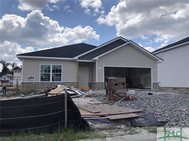 117 Brasher Drive, Hinesville, GA 31313 (MLS #212781) :: McIntosh Realty Team