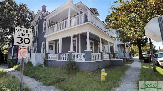 301 W 32nd Street, Savannah, GA 31401 (MLS #212785) :: McIntosh Realty Team