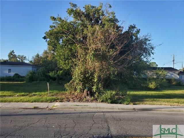 1421 W Gwinnett Street, Savannah, GA 31415 (MLS #212809) :: The Randy Bocook Real Estate Team