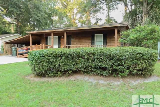 5318 Athena Drive, Savannah, GA 31404 (MLS #212817) :: The Sheila Doney Team